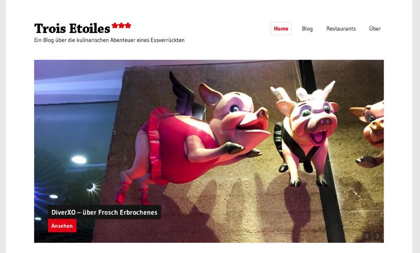 Blog Trois Etolies